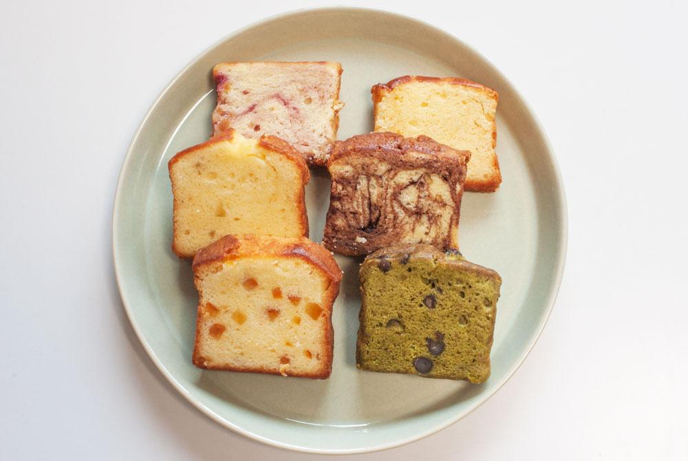 高根台プラザのパン屋さんカスタード焼き菓子